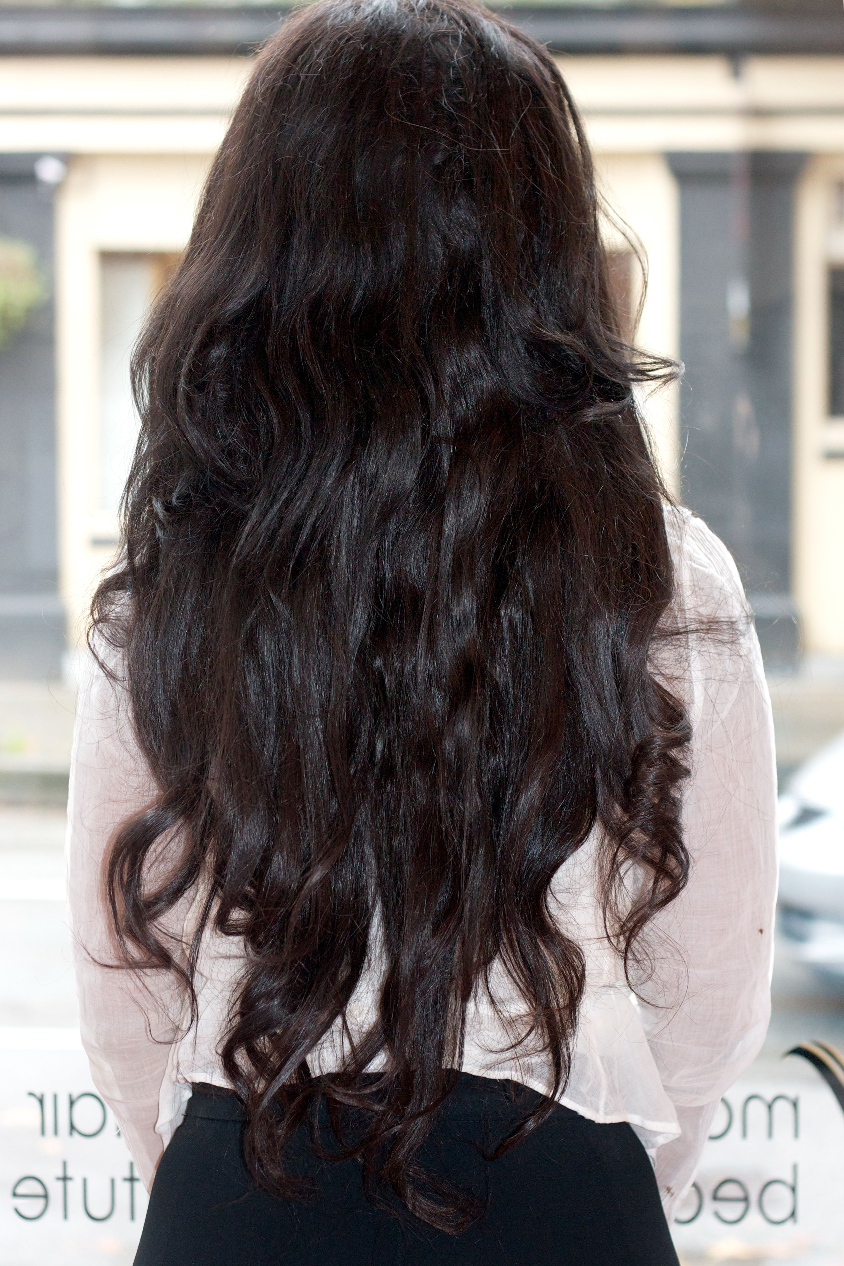Gorgeous Long Locks Of Remy Virgin Hair Extensions Available As
