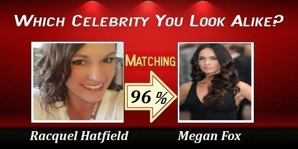 find out which celebrity do you look like