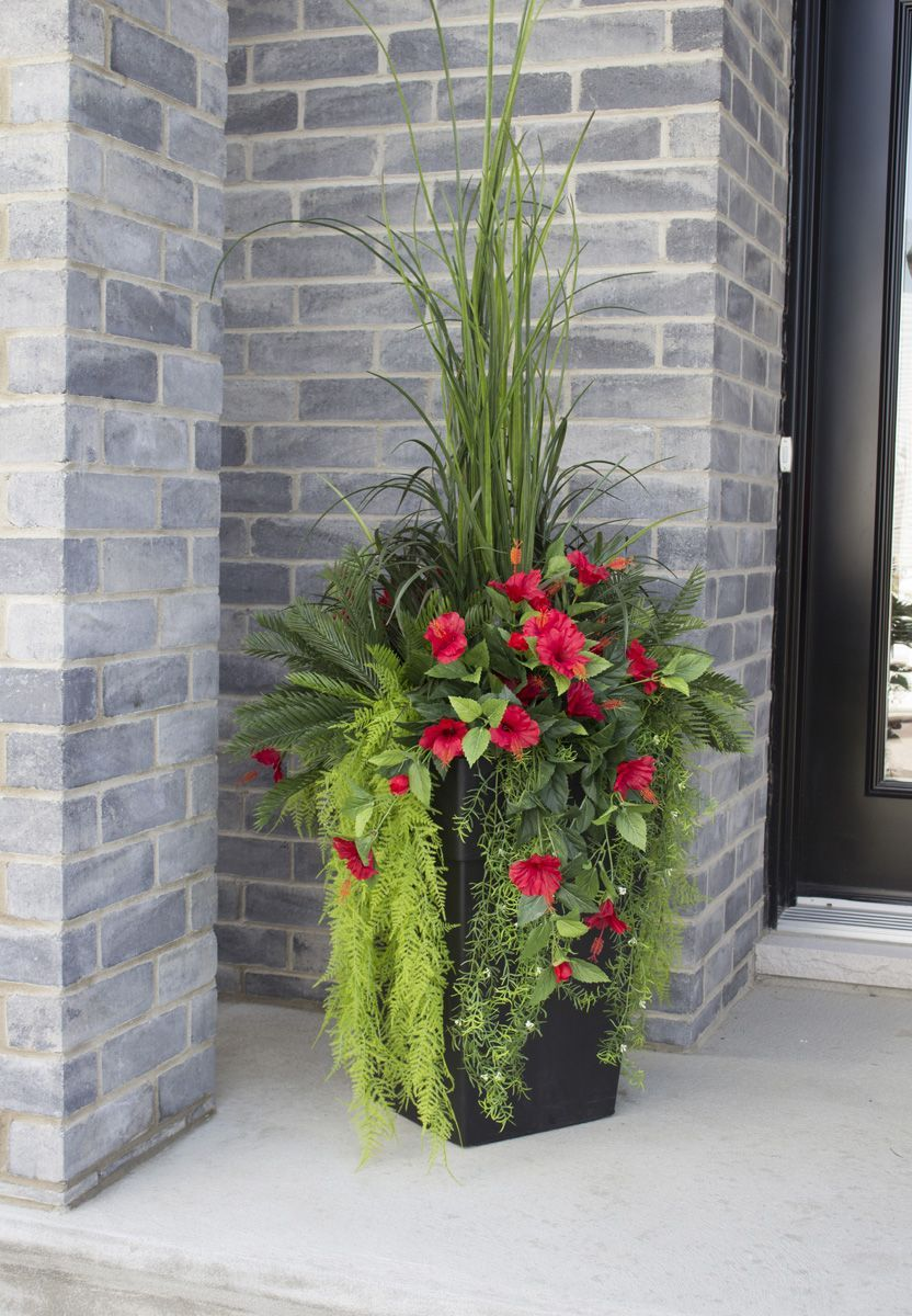 7 Surprising Diy Ideas Artificial Grass Sample Artificial Plants Arrangements Floral Artificial Fl Container Flowers Flower Pots Outdoor Potted Plants Outdoor