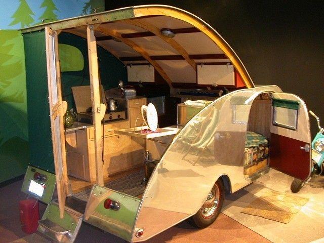 Nick S Teardrop Trailer Page Teardrop Trailer Teardrop Camper Teardrop Camping