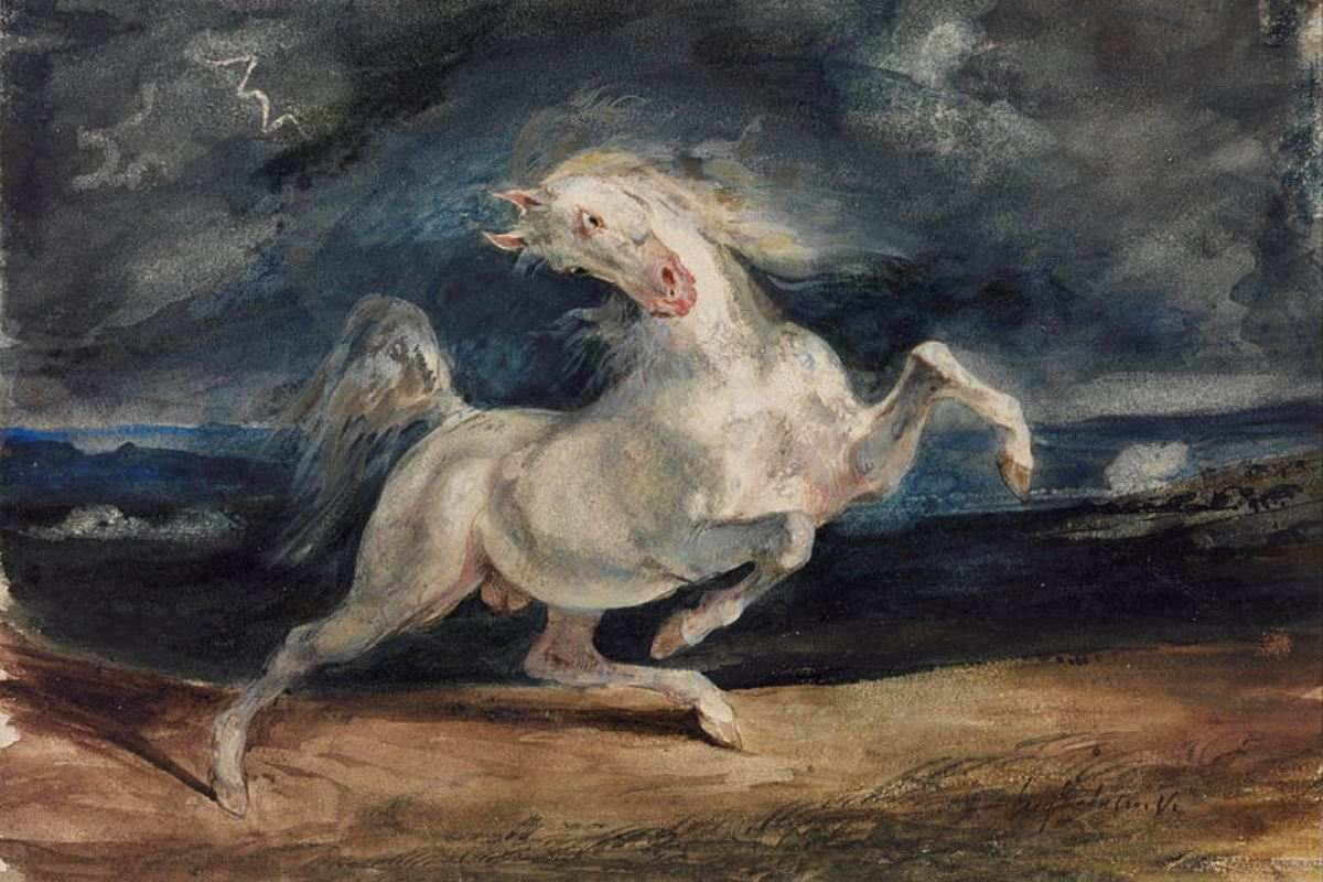 The Tradition of Horse Paintings in Art