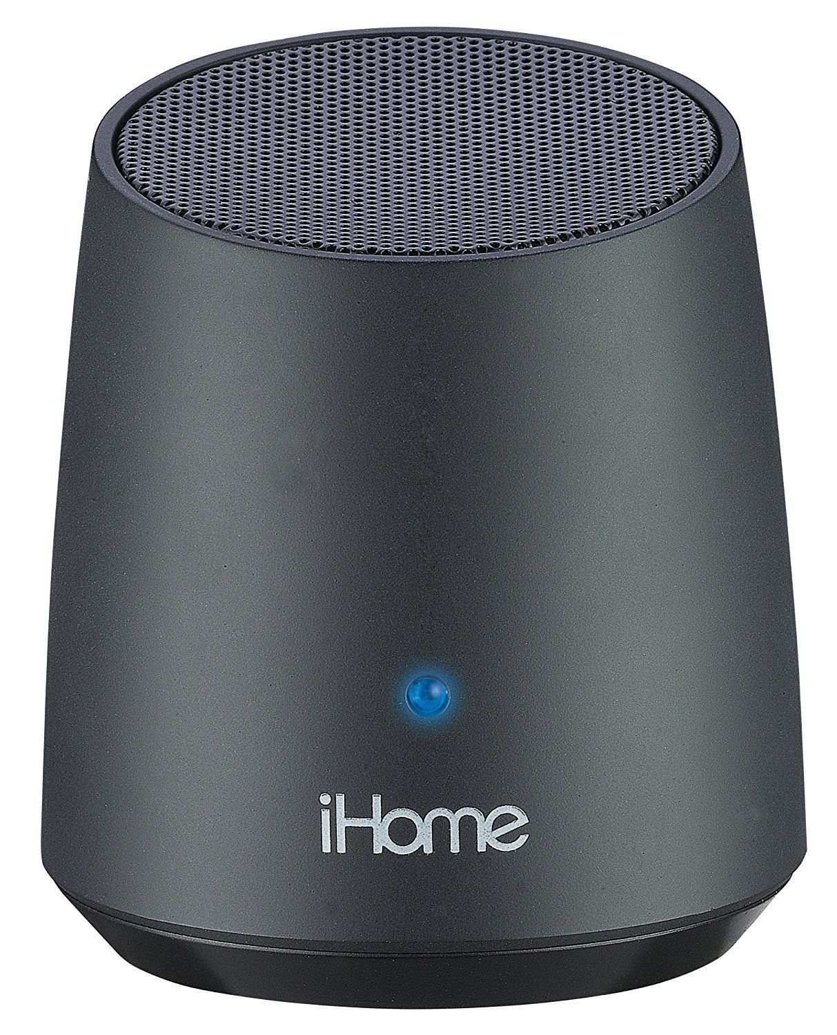 ihome portable bluetooth stereo speakers
