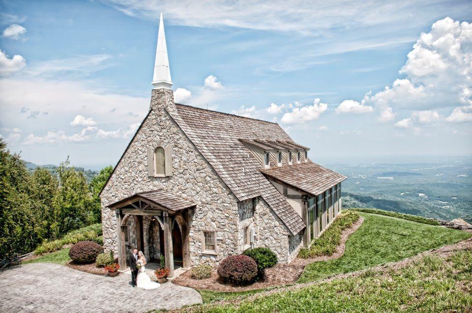 Glassy Chapel Mountain Wedding Venue