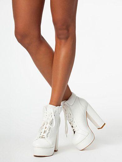 Trill - Nly Shoes - Valkoinen - Juhlakengät - Kengät - Nainen - Nelly.com