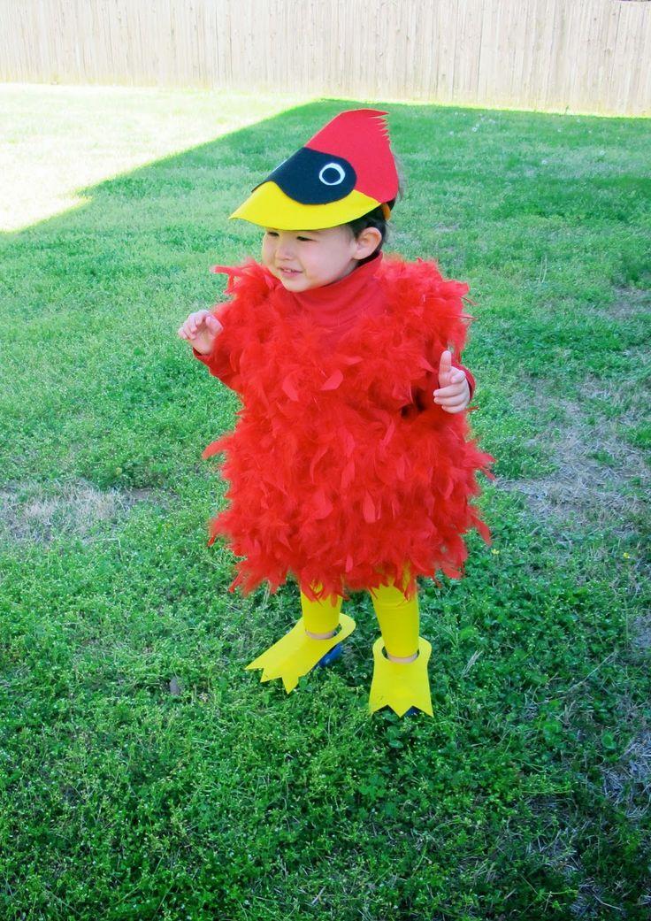 Halloween Brown Sparrow bird Costume Toddler T Shirt