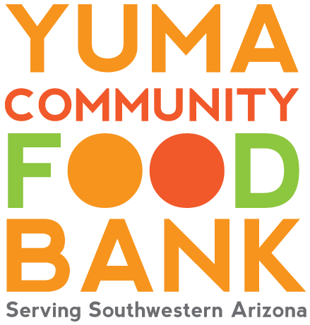 The Yuma Community Food Bank's Mission is to relieve