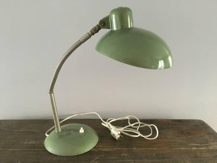 Lampe De Bureau Sis Annees 30 Vintage Lumieres Vintage En 2019