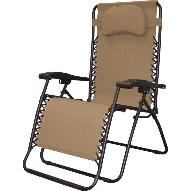 Caravan Oversized Infinity Zero Gravity Chair Green