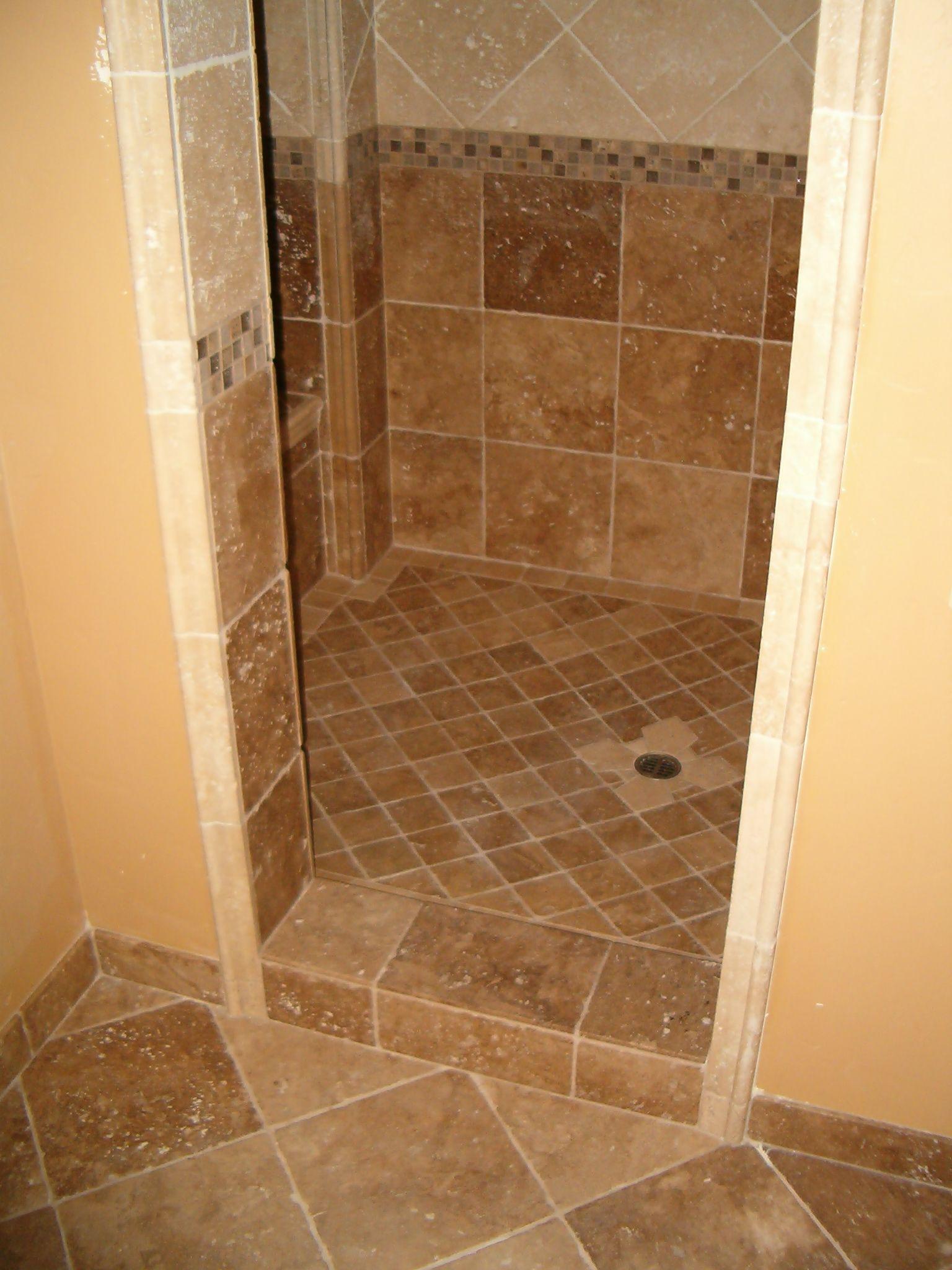 tile shower pictures - Bing Images | bathroom | Pinterest | Shower ...