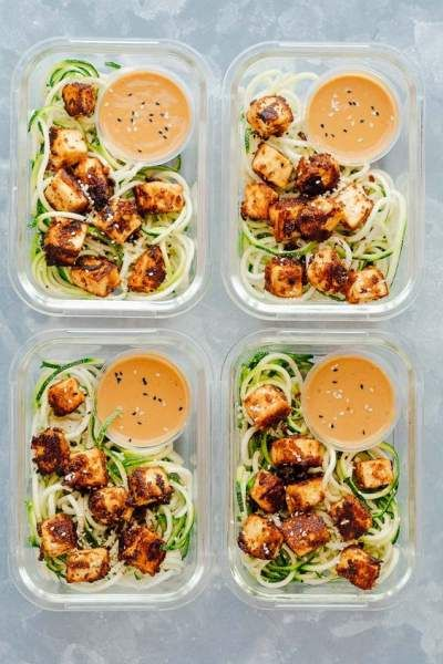 100 Easy Meal Prep Recipes to enjoy all week long - Hike n Dip #weeklymealprep