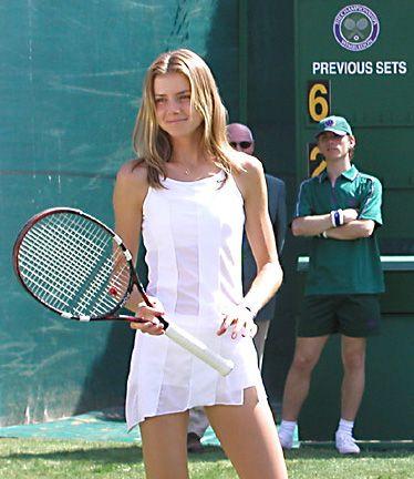 Daniela Hantuchova Tenista Tenis Atleta