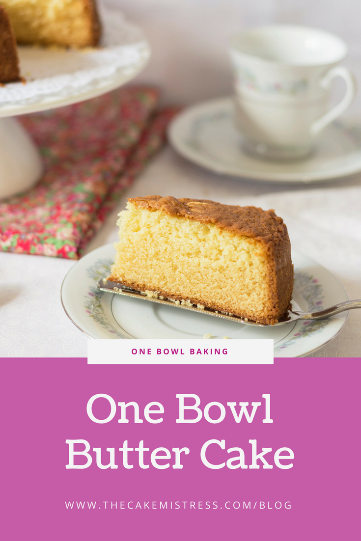 My Favourite Basic Butter Cake Recipe Perfect As A Base For Adding