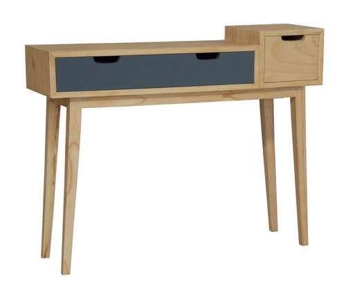 drugstore modern console bois urban design - console - meuble ... - Meuble Urban Design