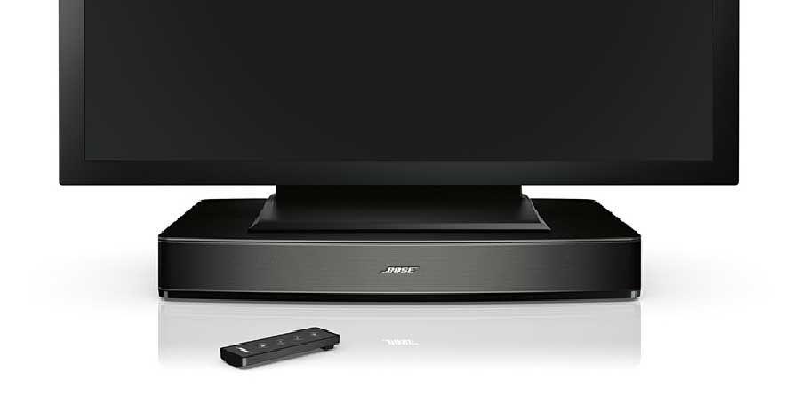 Barra de sonido Bose Solo TV