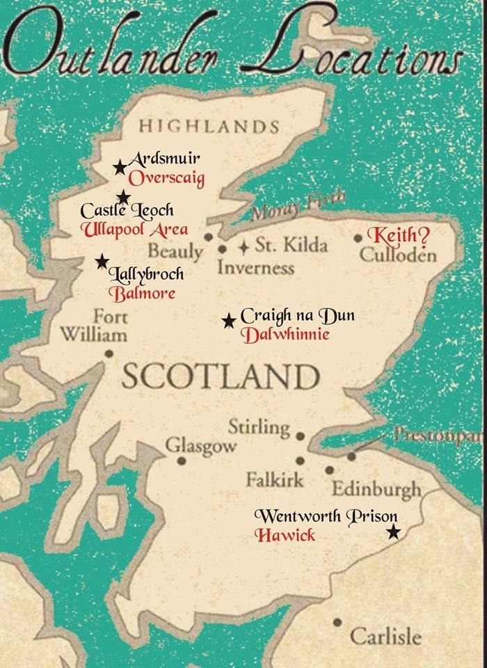 Outlander Scotland Scotland Travel