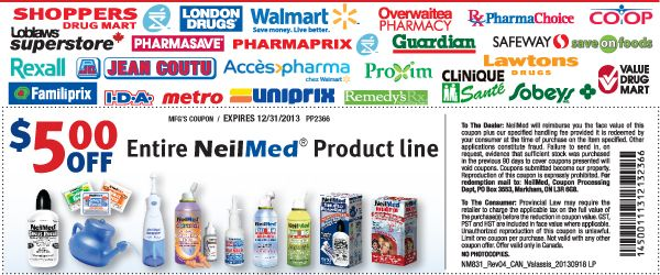 graphic relating to Neilmed $2 Printable Coupons known as Conserve $5 upon all NeilMed Products and solutions printable #coupon On the net