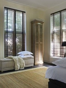 riviera maison wooden blinds with cotton tab accents