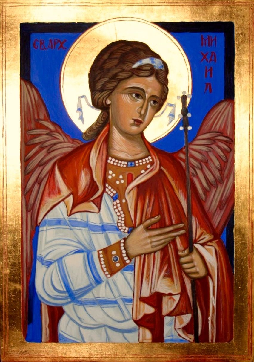 Archangel Michael contemporary Archangels, Christian