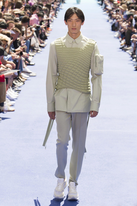 14190d3cc1be Louis Vuitton Spring 2019 Menswear Paris Collection - Vogue  edgymensfashion