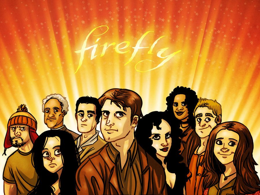 Firefly poster  by ~Fishmas