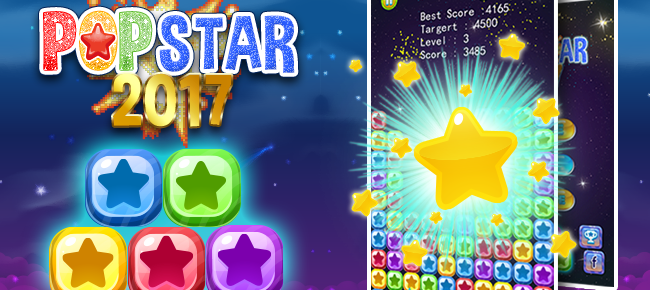 Pop Star Android Game Source Code Reskin Coding