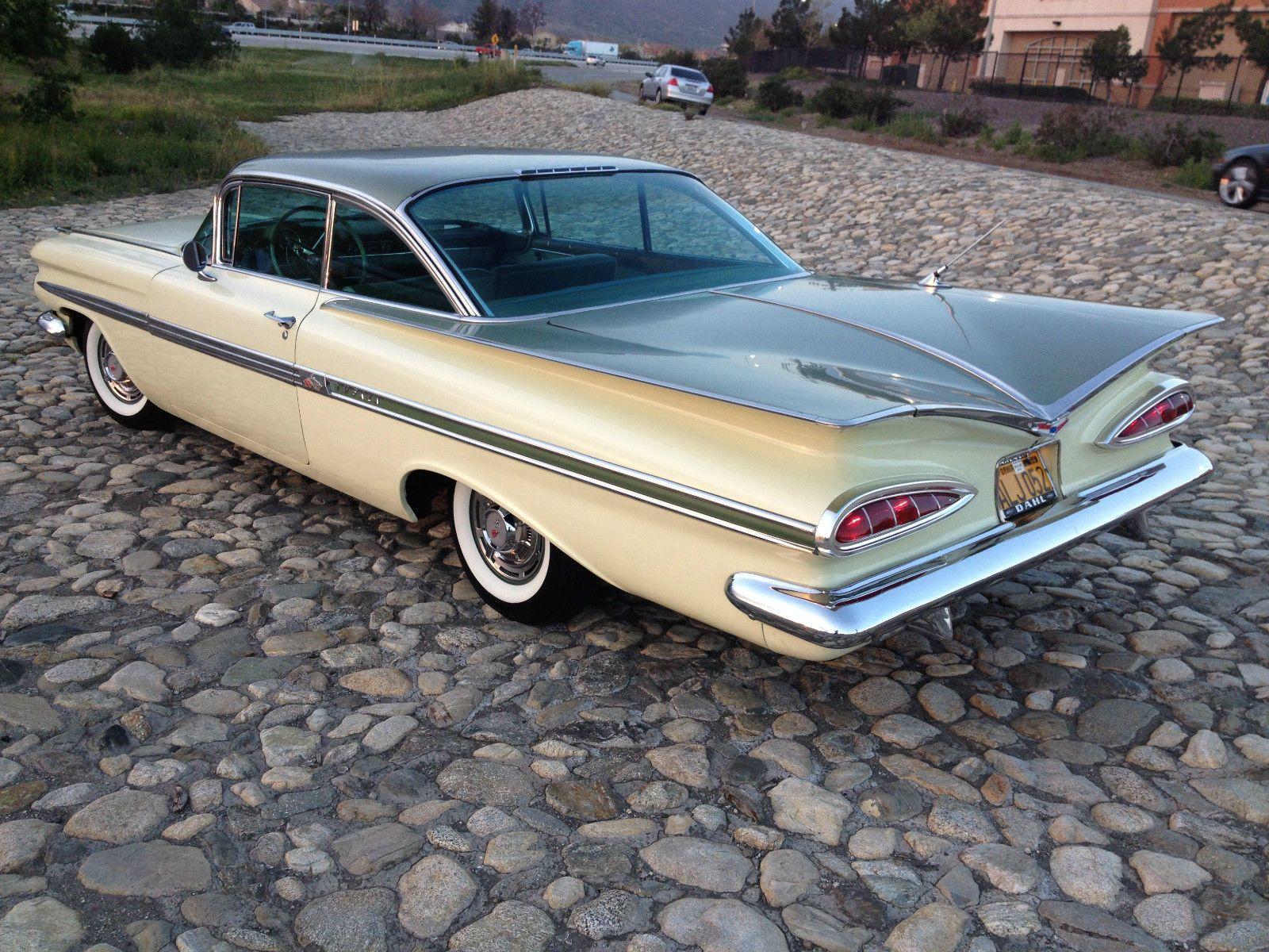 1959 Chevrolet Impala Chevrolet Impala Chevrolet Classic Cars