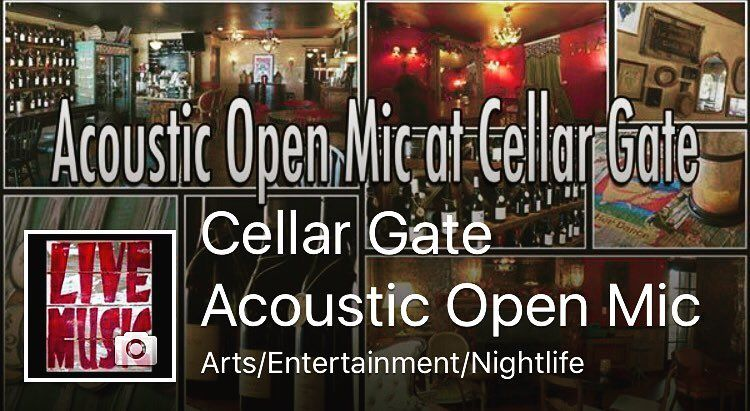 #openmic #cellargatewinemarket #talentoverload #acousticmusic Loads of talent! Next Open Mic 3/23 7:30-10:30pm Come on in! by kstef101 https://www.instagram.com/p/BC674c_iVKq/ #jonnyexistence #music