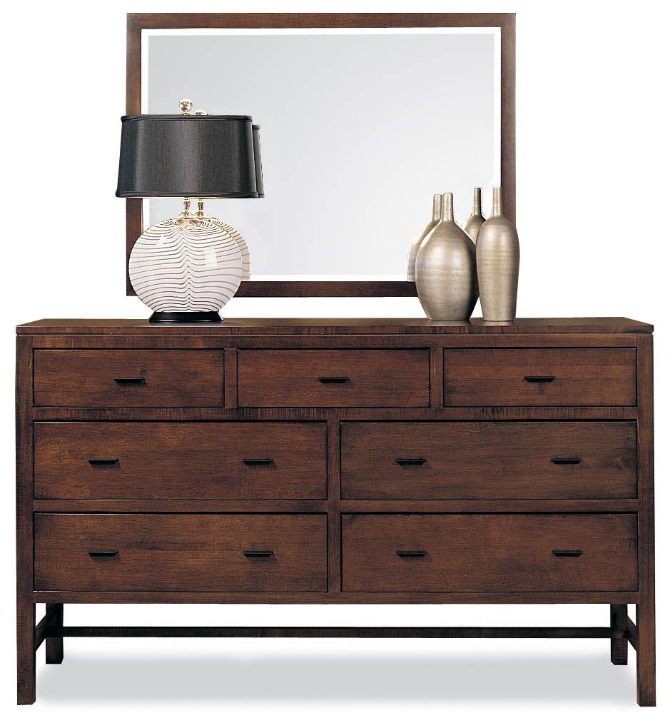 Triple dresser soma madeincanada solidwood