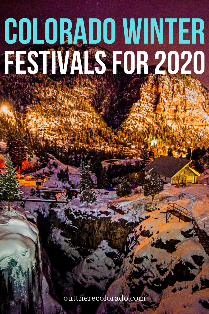 16 Colorado Winter Festivals To Mark On Your 2020 Calendar In 2020 Colorado Winter Colorado Travel Colorado Vacation