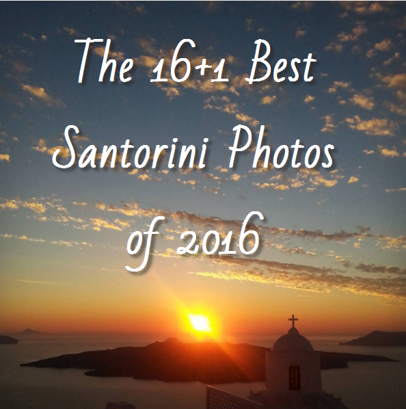 Photo album with the best pictures from Santorini in 2016.