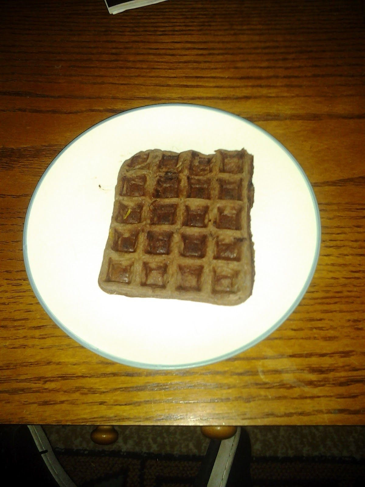 Chocolate Cookie Waffle 1 package Medifast Brownie Mix 1 package ...