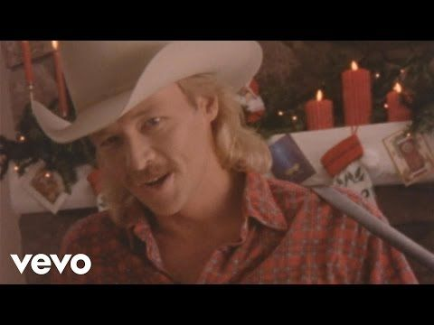 Alan Jackson I Only Want You For Christmas Youtube Alan Jackson Country Christmas Music Christmas Music