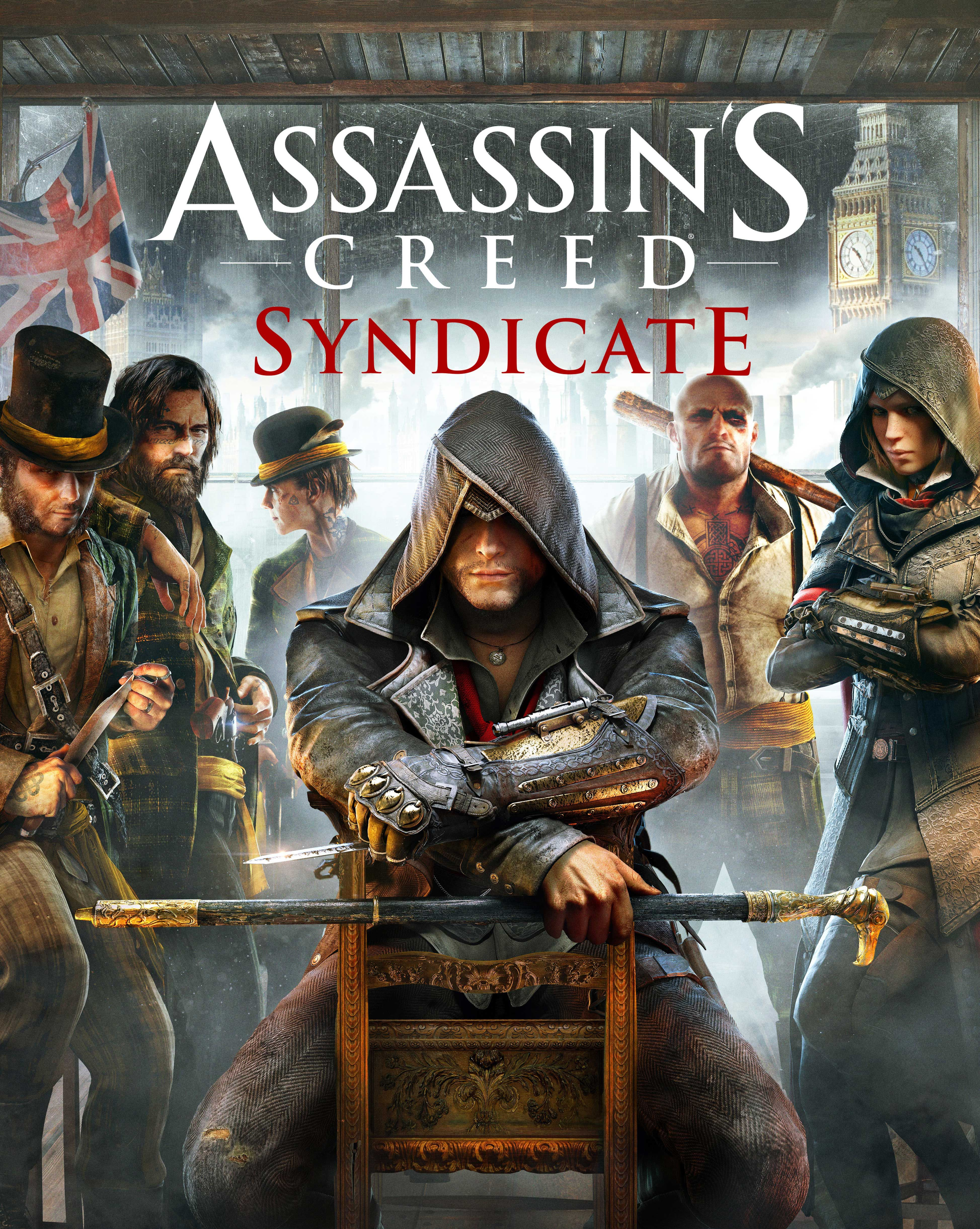 AndroHive™: Assassin's Creed Syndicate UPlay Dll File Error
