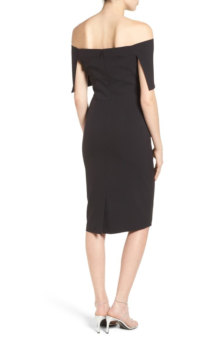 Vince Camuto Popover Cocktail Dress Regular Petite Nordstrom Casual Dresses For Teens Cocktail Dress Dresses [ 1164 x 760 Pixel ]