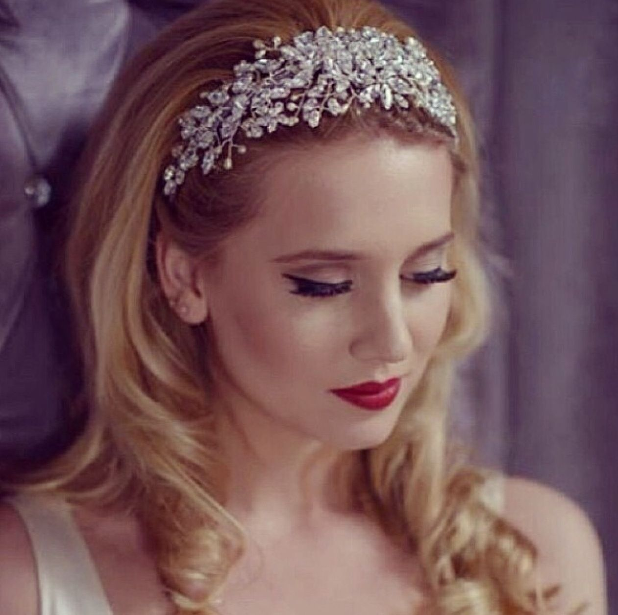 Wedding hair accessories gloucestershire - Hair Makeup