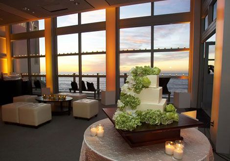 La Jolla Weddings At Mcasd  Ocean Views From A Contemporary Art Custom La Jolla Living Room Decorating Inspiration