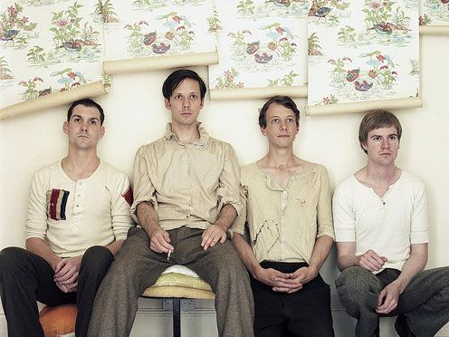 """British Sea Power """"The most underrated band""""."""