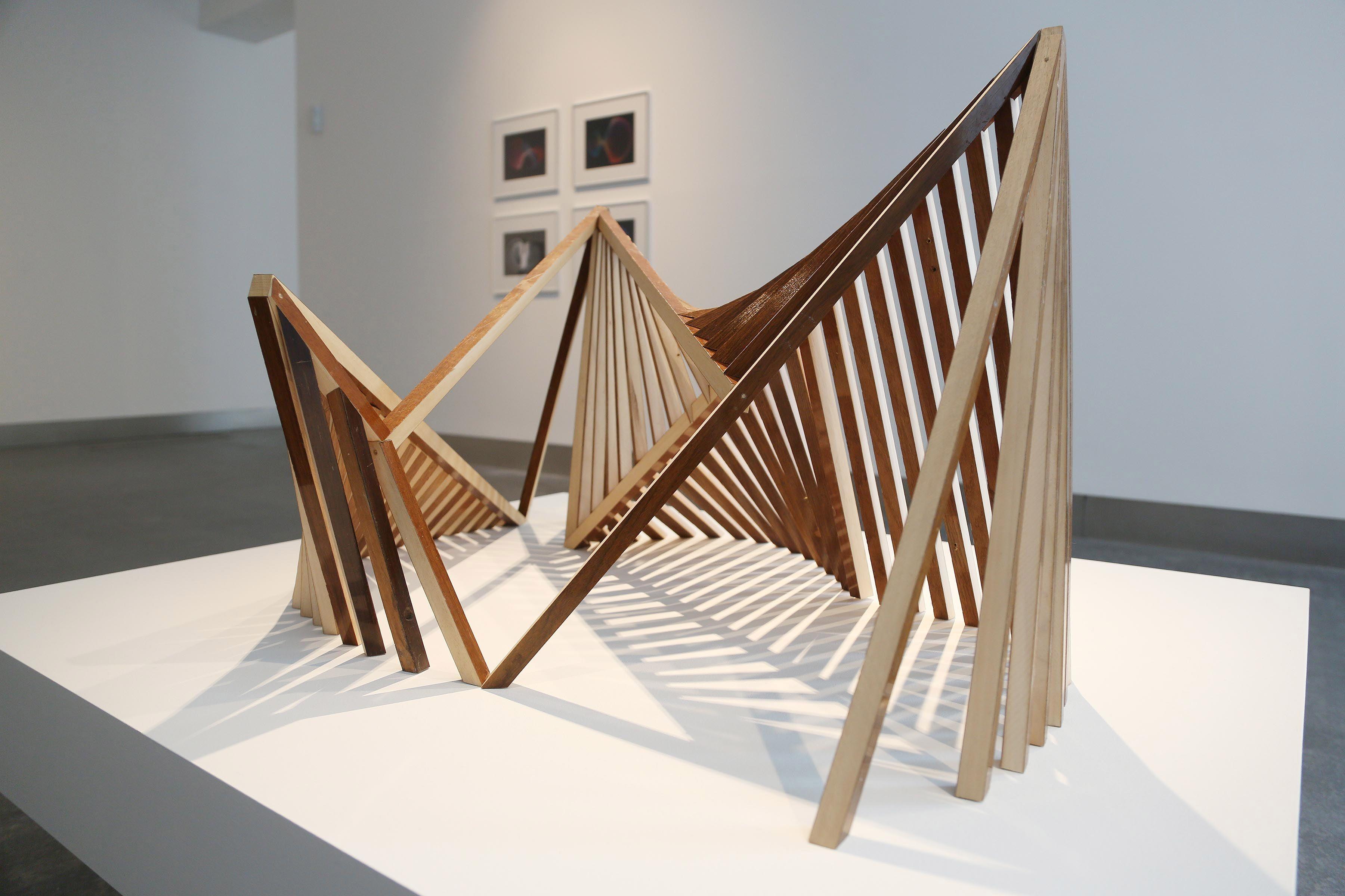 Poème électronique Revealed Structure After Iannis