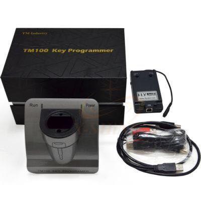 original TM100 transponder key programmer full function version