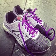 Reebok Women's Crossfit Nano 3.0 Black & Purple