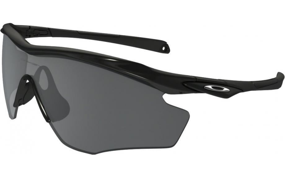 Oakley Men s M2™ Frame XL Black Black Lens OO9343-04 Sunglasses ewatchesusa. 604a4a39d4