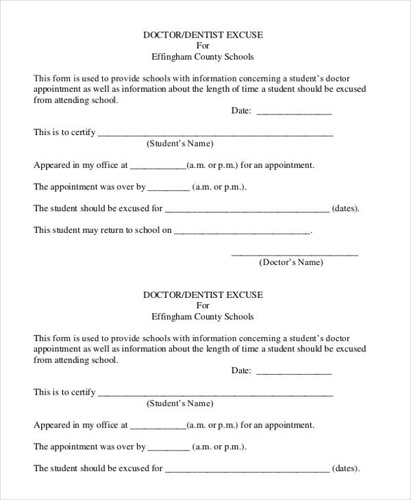 Doctor Appointment Letter Template Free Samples Examples Format