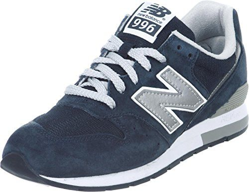 NEW BALANCE - Sneaker - Herren - Marineblaue Wildleder ...