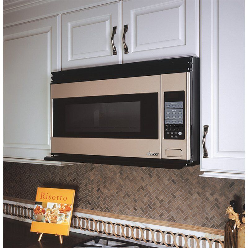 30 Over The Range Microwave Hood