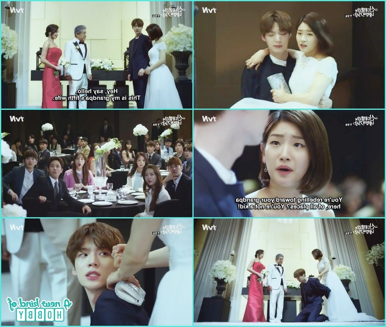 Drama Korea Wedding Dress Episode 1