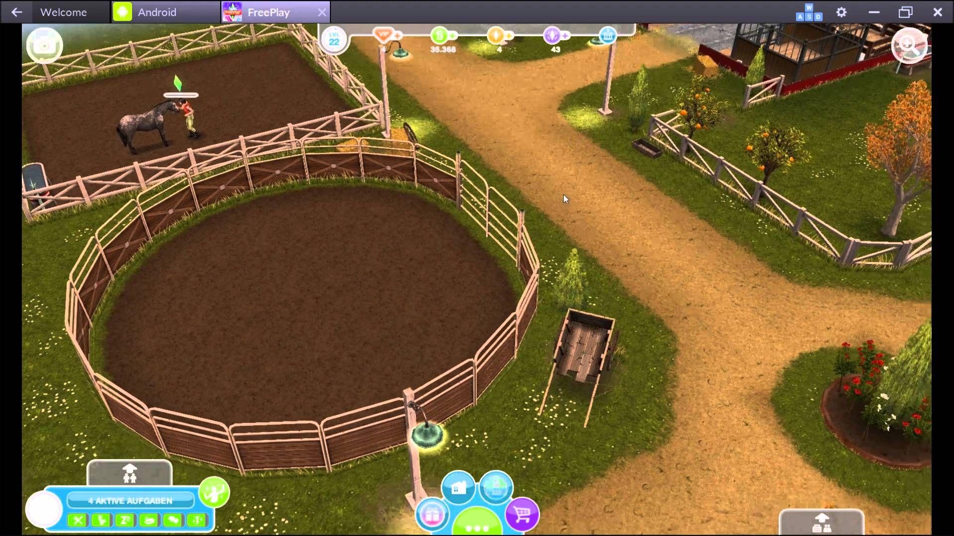 Superknirps Geheimmission Lets Play Sims Freeplay 66 Games