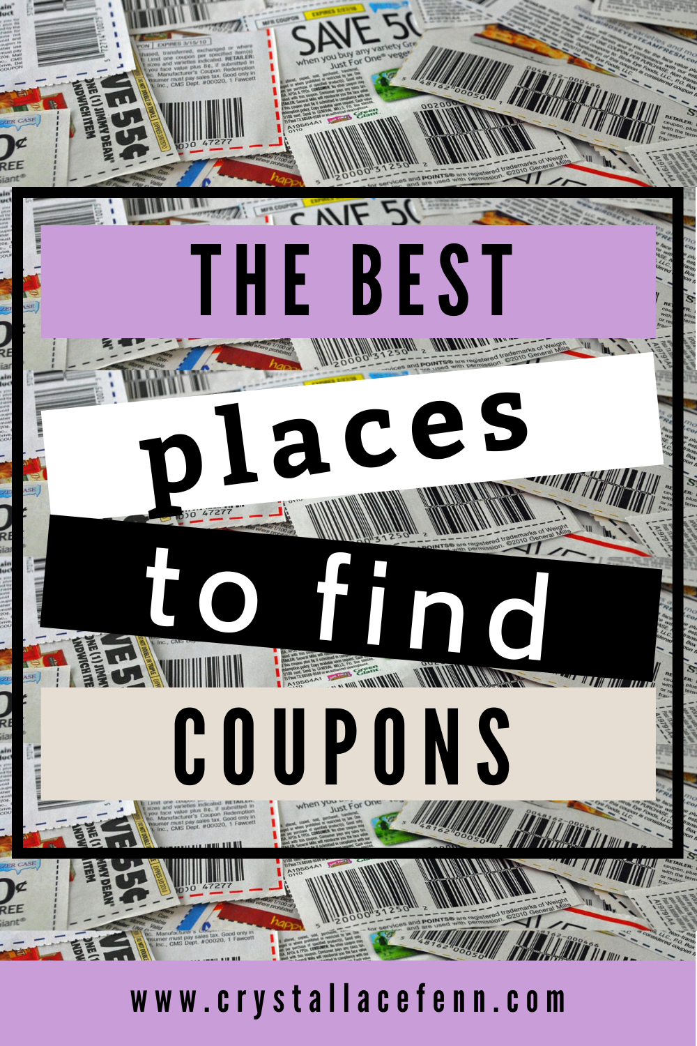 The Best Places To Find Coupons Where To Find Coupons How To Find Coupons Find Coupons Coupons Extreme Couponing