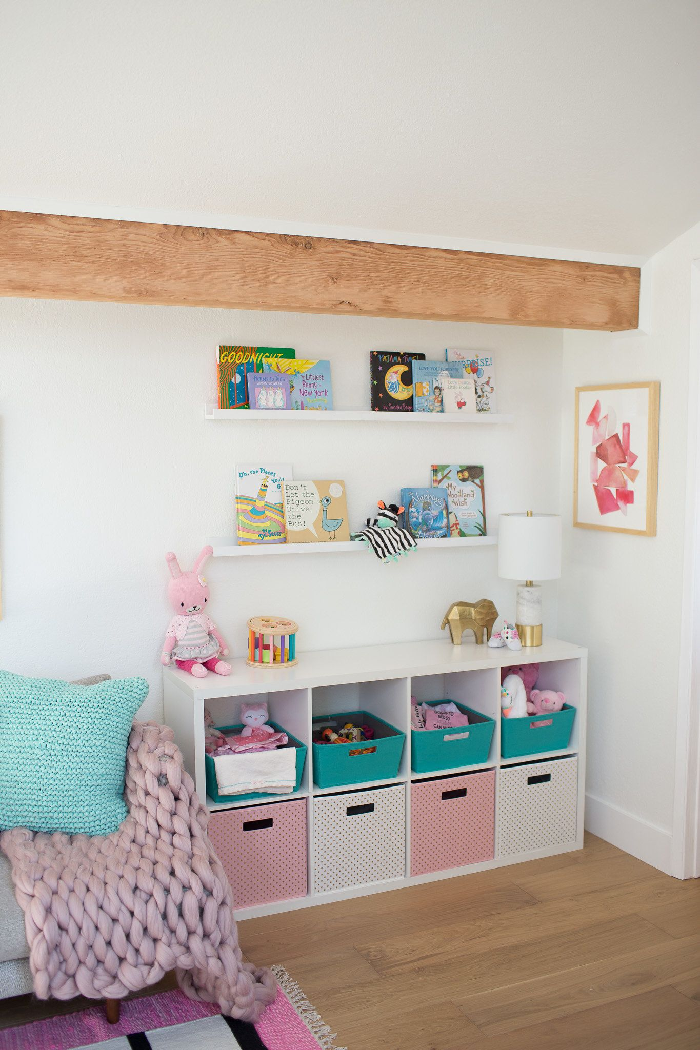 A Cotton Candy Kids Room For Two Kismet House Room For Two Kids Room Door Design Kids Room
