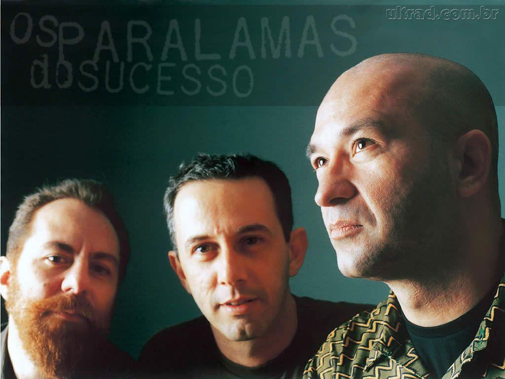 Os Paralamas Do Sucesso Paralamas Rock Brasileiro Cantores