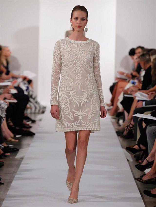 Oscar de la Renta 2014 Dress - Haute Couture / Vestidos - Alta Costura